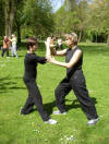 Push Hands (Tui Shou) in Hamburg: DTB-Archiv