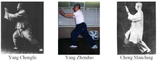 cheng Manching Taijiquan differences Yang-Style