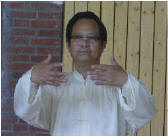 Zhang Youquan Stehmeditation Wushan International